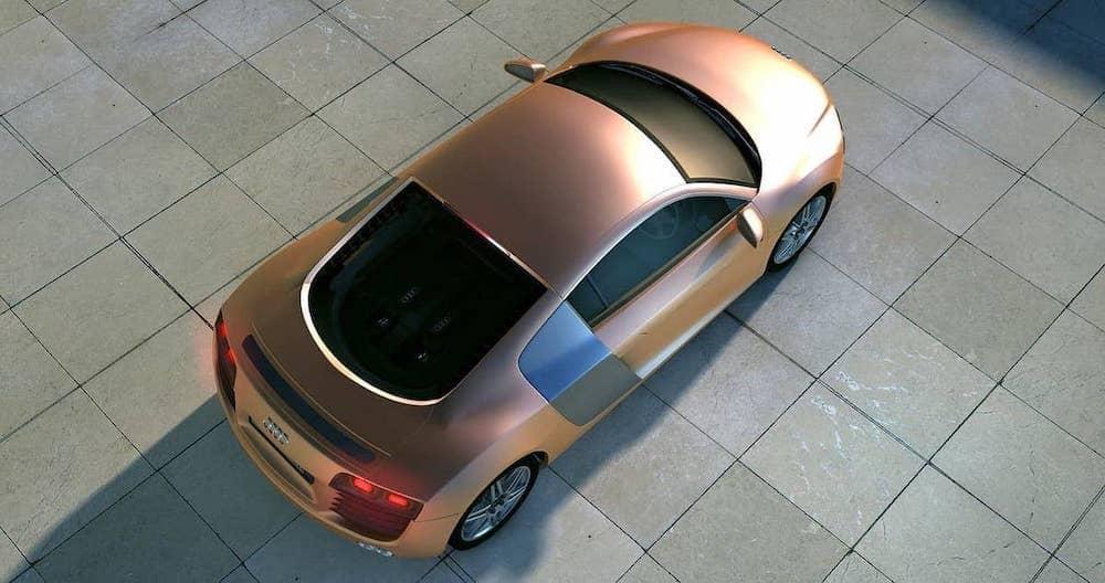 Audi matt