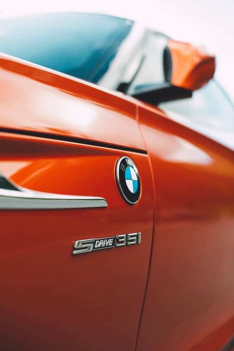 BMW Matt